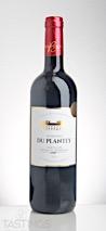 Domaine du Plantey 2015 Castillon, Côtes de Bordeaux