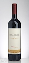 Opal Creek 2011  Syrah