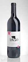 1850 Wine Cellars 2014 Red Meritage Santa Clara Valley