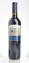 Working Dog Winery 2015 Estate Bottled Merlot