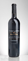 Casa Larga NV Meritage, Finger Lakes