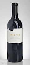 Italics 2013 Estate Grown Cabernet Sauvignon