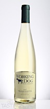 Working Dog Winery 2016 Estate Bottled Traminette