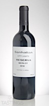 Sanhattan 2016 City Lights Reserva Merlot