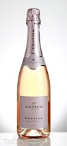 Antech 2015 Emotion Sparkling Rosé, Crémant de Limoux AOC