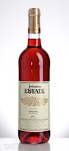 Johnson Estate 2017 Estate Grown Sweet Wine Concord