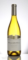 William Hill 2016 Coastal Collection Chardonnay