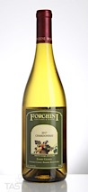 Forchini 2017 Estate Grown Chardonnay