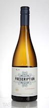 Prescription Vineyards 2016  Chardonnay