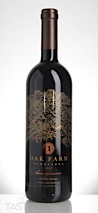 Oak Farm Vineyards 2017 Estate Grown, Sangiovese, Lodi