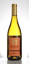 Pollak Vineyards 2017 Estate Grown Chardonnay