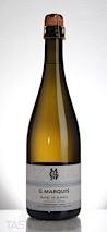 Magnotta NV The Silver Line GMarquis Blanc De Blancs Sparkling, Chardonnay-Vidal Blanc, Niagara-on-the-Lake