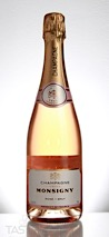 Veuve Monsigny NV Brut Rosé Champagne