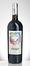 Aoyo Winery 2015 Mermaid, Syrah-Merlot, Loncomilla Valley