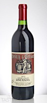 Heitz 2013 Ink Grade Vineyard Zinfandel