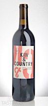 Kin & Country 2016 Vista del Sol Vineyard Cabernet Sauvignon
