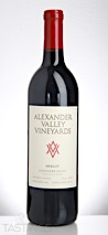 Alexander Valley Vineyards 2015 Estate Merlot