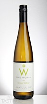 One Woman 2016 Gruner Veltliner, North Fork of Long Island