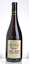 Del Rio 2014 Estate Grown Pinot Noir