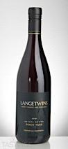 LangeTwins Winery 2016 Estate Grown Pinot Noir