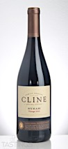 Cline 2015 Syrah, Sonoma County