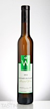 One Woman 2014 Dessert Wine, Gruner Veltliner, North Fork of Long Island