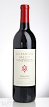 Alexander Valley Vineyards 2015  Zinfandel