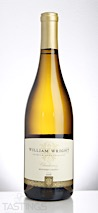 William Wright 2016  Chardonnay