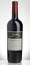 Monte De Oro 2014 Monte de Oro Vineyard Estate Grown Petite Sirah