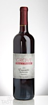 Grove Winery 2015 Estate Grown Ensemble Red Blend Haw River Valley