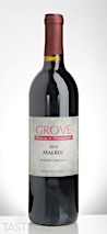 Grove Winery 2014  Malbec