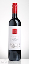Zonte's Footstep 2016 Hills Are Alive Shiraz