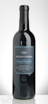 Highwayman 2015 Reserve Cabernet Sauvignon