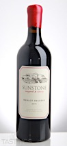 Sunstone 2015 Estate Bottled Reserve Merlot