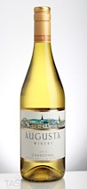 Augusta Winery 2016 Estate Bottled, Chardonel, Augusta, Missouri