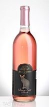 Black Willow Winery NV Off-Dry Bare Cat Blush Niagara County