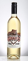 Fresno Grizzlies NV Wild Pitch White California