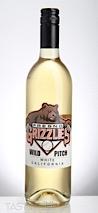 Fresno Grizzlies NV Wild Pitch White California