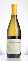 Lake Sonoma 2015  Chardonnay