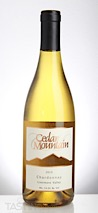 Cedar Mountain 2015  Chardonnay