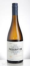Prescription Vineyards 2015  Chardonnay