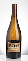 Mossback 2016  Chardonnay