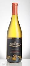 The Recipient 2016  Chardonnay