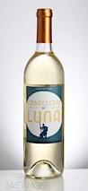 Caballeria de Luna 2016 Off-Dry White Blend, Penedes