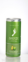 Barefoot Refresh NV Crisp White Spritzer, California