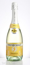 Barefoot Bubbly NV Pineapple California