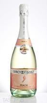 Barefoot Bubbly NV Peach California