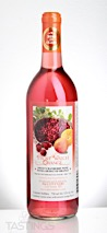 DnA Vintners NV Frost Watch Orange Cranberry Wine Wisconsin