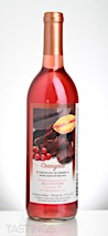 DnA Vintners NV Crangria Chocolate Cranberry Wine Wisconsin