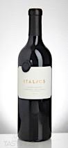 Italics 2014 Estate Grown Cabernet Sauvignon